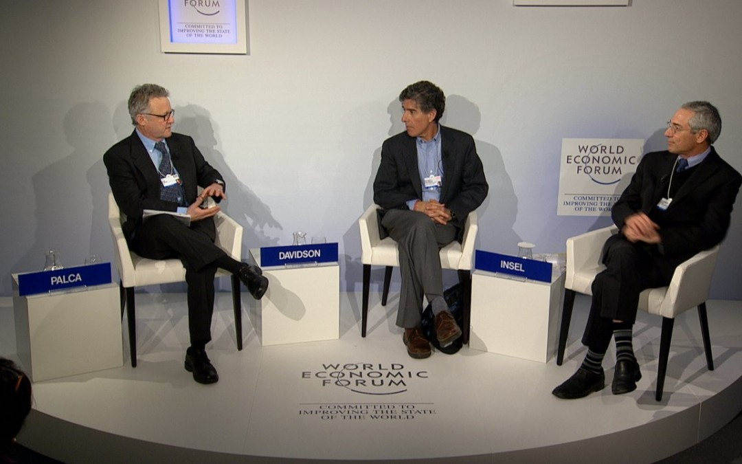 Mindfulness at the World Economic Forum