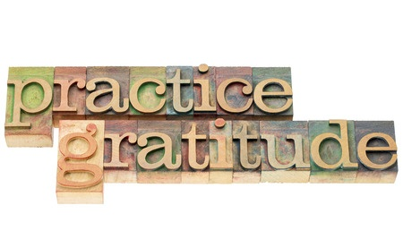 Mindfulness Tip: Practice Gratitude